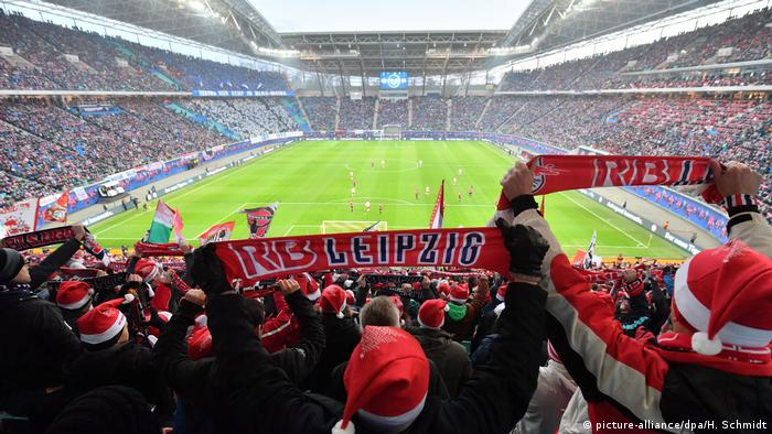 Rb Leipzig Want To Buy And Enlarge Stadium Sports German Football And Major International Sports News Dw 22 12 2016