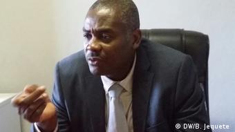 Mosambik Manica João Beirão Vize-Präsident des Obersten Gerichtes