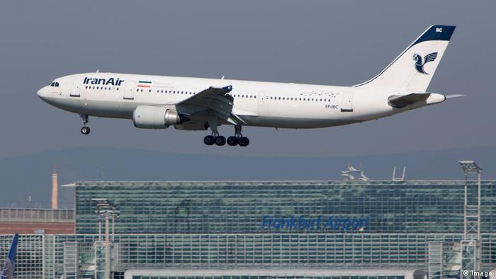 Iran Air Airbus