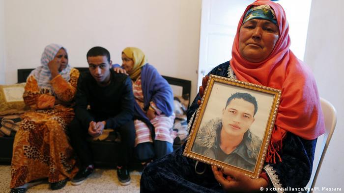 Tunesien Reaktionen auf mutmaßlichen Attentäter Anis Amri