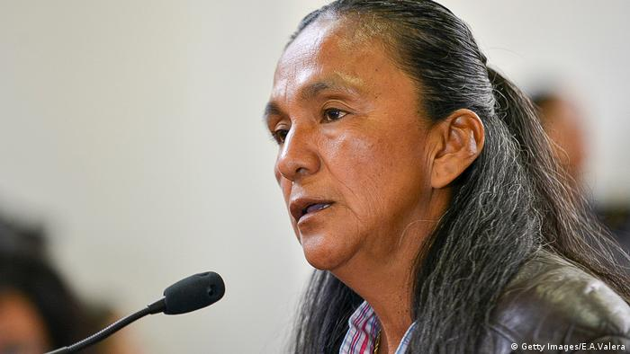 Milagro Sala (Getty Images/E.A.Valera)