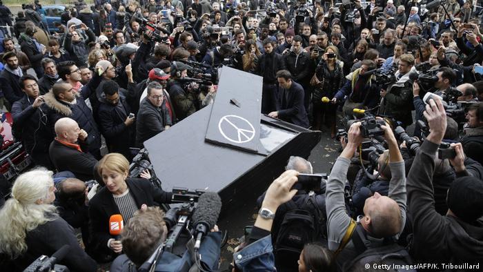 Frankreich Paris Davide Martello (Getty Images/AFP/K. Tribouillard)