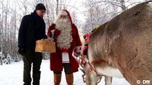 DW euromaxx Bescherung Weihnachtsmann Teil 1