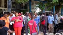 Mosambik christlicher Rat in Manica