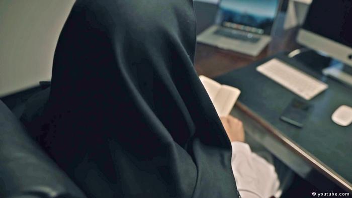 Screenshot Youtube Propaganda-Video Abu Walaa Antwort auf Pierre Vogel