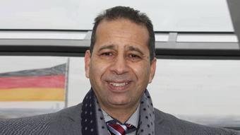 منصف السليمي صحافي بـ DW عربية، خبير في الشؤون المغاربية