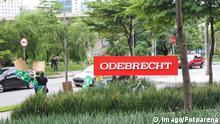 Brasilien Sao Paulo Sitz der Firma Odebrecht