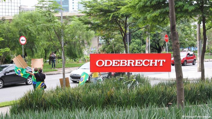 Brasilien Sao Paulo Sitz der Firma Odebrecht (Imago/Fotoarena)