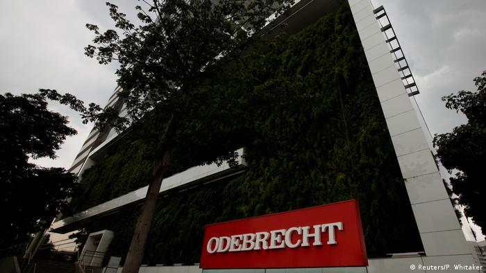Foto de edificio Odebrecht