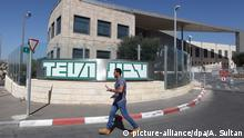 Teva in Jerusalem (picture-alliance/dpa/A. Sultan)