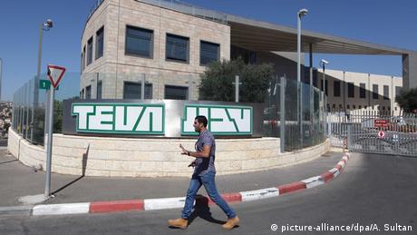 Український чиновник отримував хабарі від ізраїльської фармкомпанії Teva