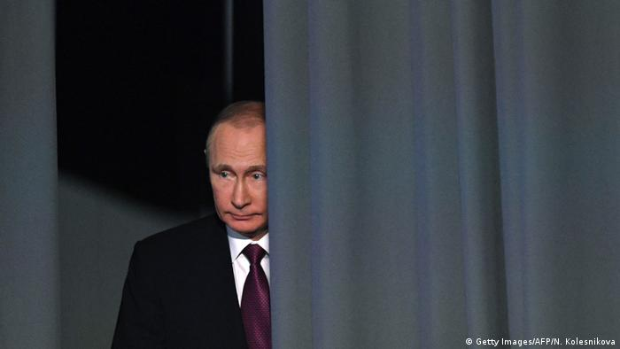 Opinion: Vladimir Putin's post-truth year of success