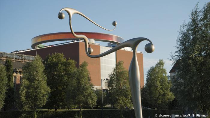 Dänemark Kunstmuseum ARoS in Aarhus (picture-alliance/dpa/R. B. Fishman)