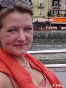Britta Ohm - Antropolohistin und Wissenschaftlerin an der Universität Bern