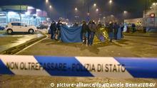Italien Mutmaßlicher Berliner Attentäter inMailand getötet