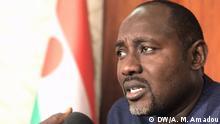 Ibrahim Yacouba Außenminister Niger