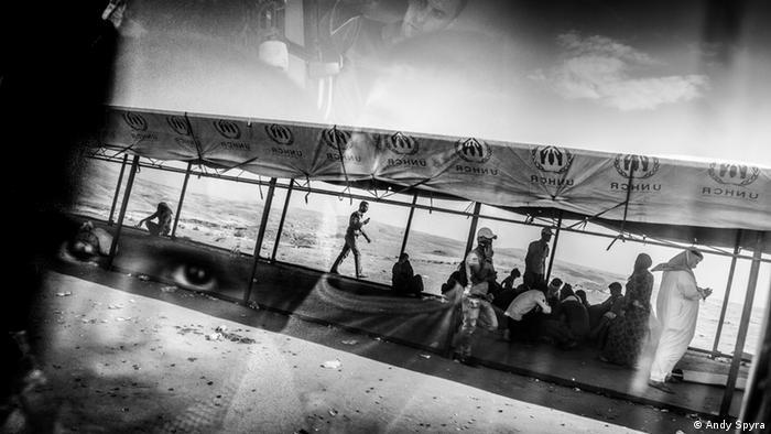 Iraq Kurdistan - Exhibition Conflict (A. Spyra)
