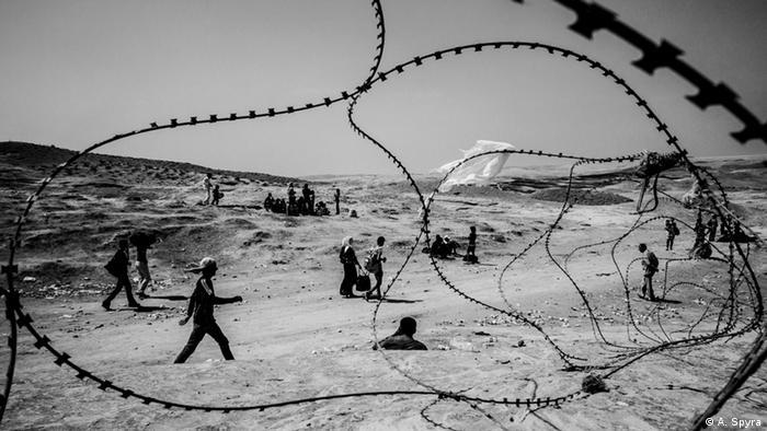 Irak Kurdistan - Ausstellung Conflict (A. Spyra)