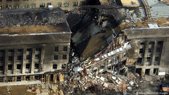 Flugzeugentführungen- Pentagon, Washington DC 9/11/2011
