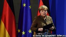 Italien Terrorverdächtiger Anis Amri inMailand erschossen PK Angela Merkel