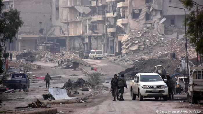 Syrian Archive catalogues war atrocities online | Germany