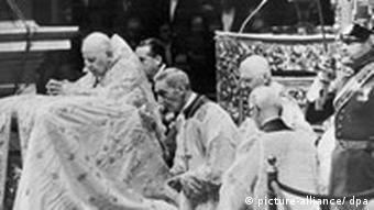 Vatican two scene