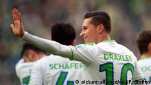 Fußballspieler Julian Draxler