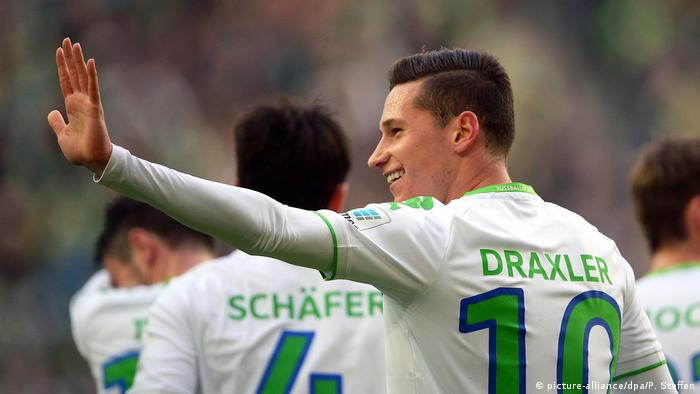 Julian Draxler (picture-alliance/dpa/P. Steffen)