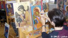 Bosnien und Herzegowina Doboj - Schule legt wert auf alte Traditionen (DW/Z. Ljubas)