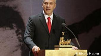 Serb President Boris Tadic
