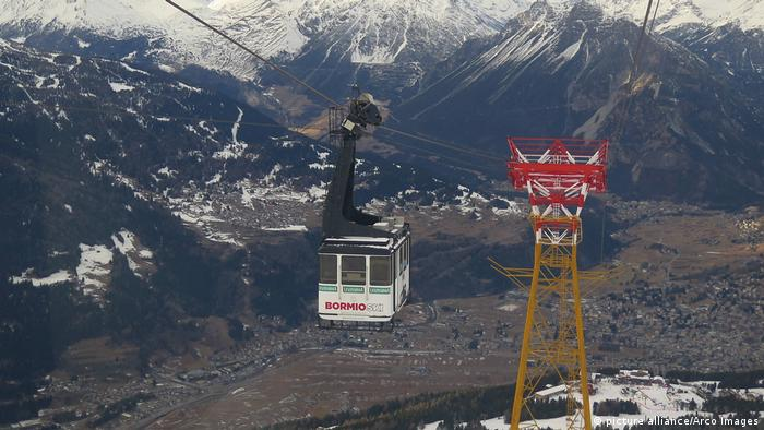 Italien Seilbahn (picture alliance/Arco Images)
