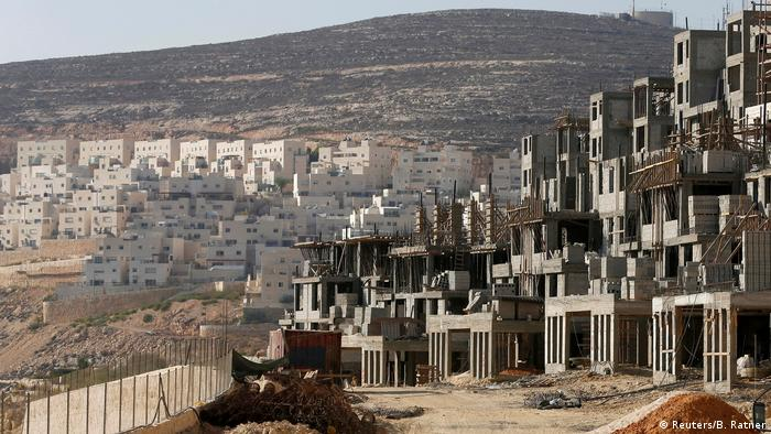 Westbank Siedlung Givat Zeev (Reuters/B. Ratner)
