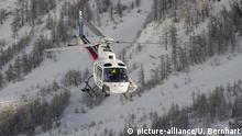 Italien Aosta Courmayeur Monte Bianco Mont Blanc GMH Heliski Courmayeur Guidemonterosa - Aufnahme Anfang 2014. | Verwendung weltweit