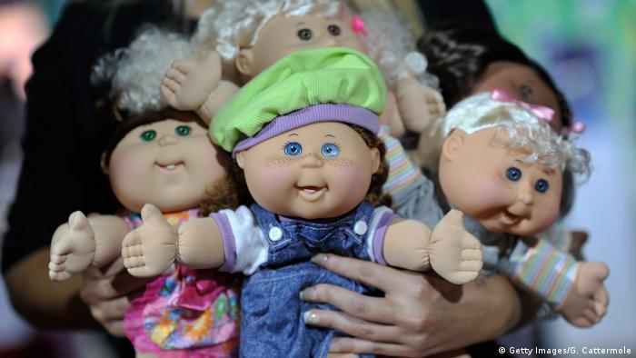 Cabbage Patch Kids - Spielzeug (Getty Images/G. Cattermole)