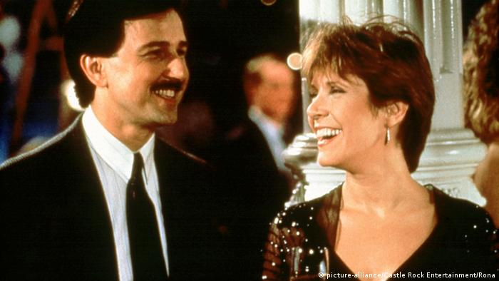 Filmstill - Harry und Sally mit Carrie Fisher (picture-alliance/Castle Rock Entertainment/Rona)