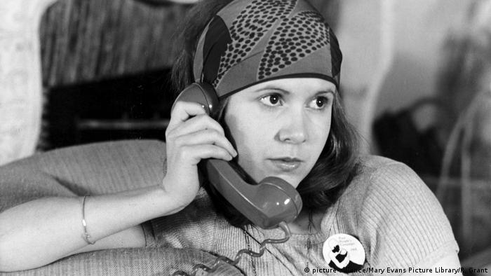 Filmstill - Shampoo mit Carrie Fisher (picture-alliance/Mary Evans Picture Library/R. Grant)