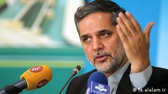 Seyyed Hossein Naghavi Hosseini, Sprecher des Ausschusses für nationale sicherheit und außenpolitik im iranischen Parlament