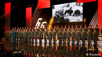 Russland Chor der Roten Armee - Alexandrow-Ensemble