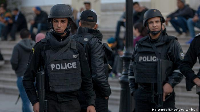 Tunisian security forces (picture alliance/AA/A. Landoulsi)