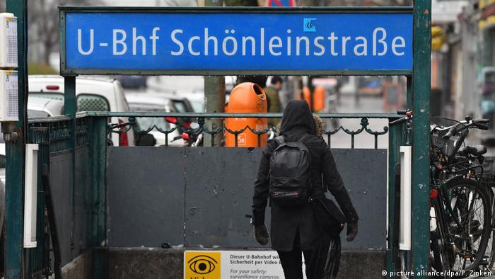 Deutschland Obdachloser sollte angezündet werden