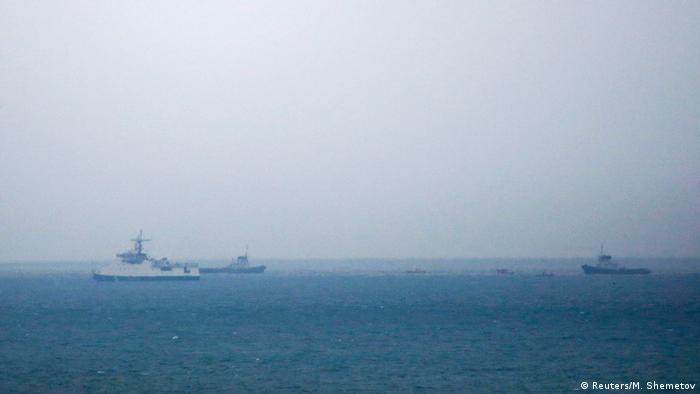 Пошуково-рятувальні роботи в Чорному морі тривають