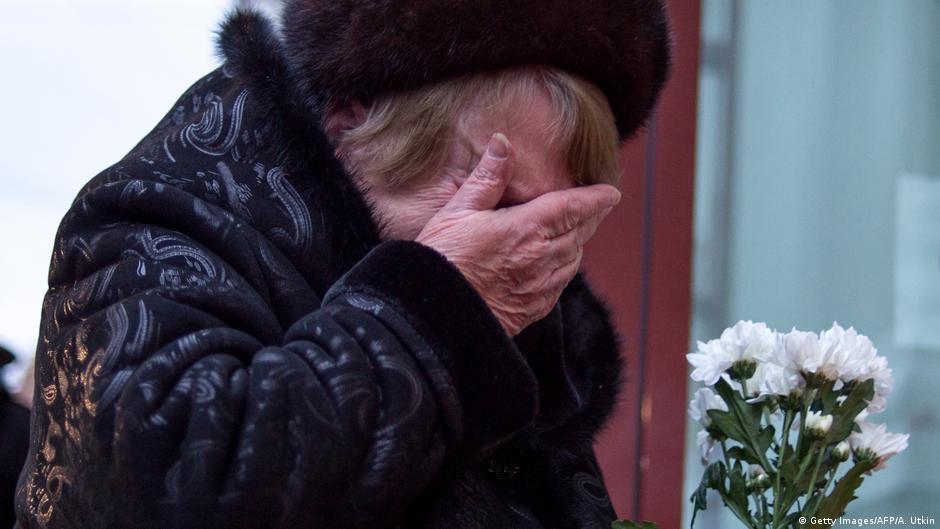 Русија тагува по жртвите од авионската несреќа