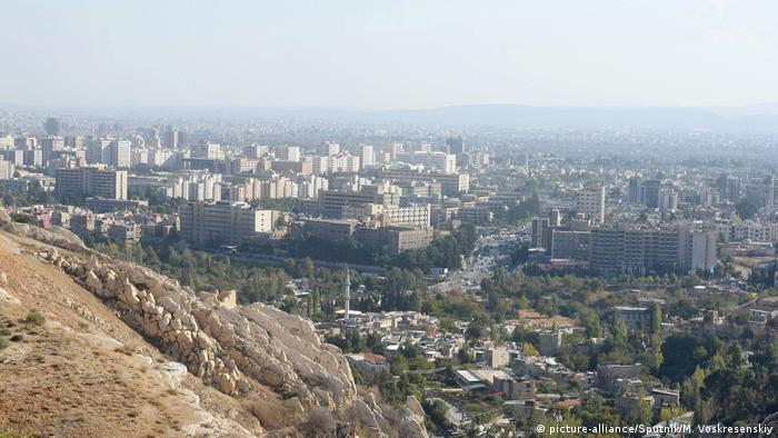 Damascus faces third day without water following alleged contamination