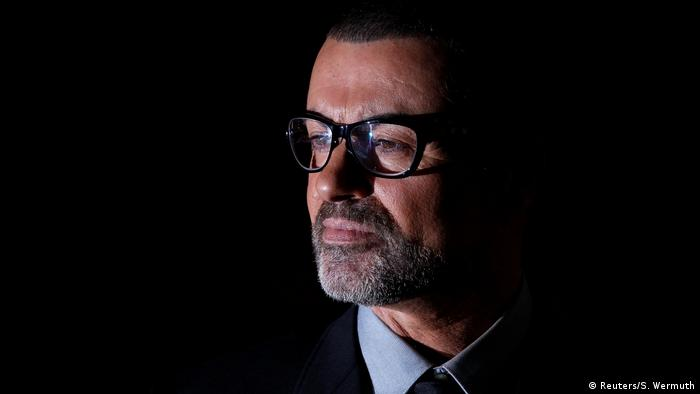 Sänger George Michael (Reuters/S. Wermuth)