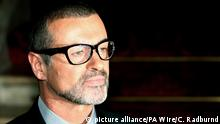 2011**** George Michael death. File photo dated 11/05/11 of George Michael, as the pop superstar has died peacefully at home, his publicist said. Issue date: Sunday December 25, 2016. See PA story DEATH Michael. Photo credit should read: Chris Radburn/PA Wire URN:29552042  