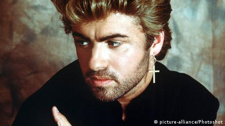 Sänger George Michael (picture-alliance/Photoshot)