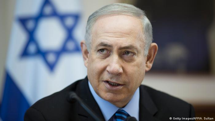 Israel Netanyahu - Kabinettssitzung (Getty Images/AFP/A. Sultan)