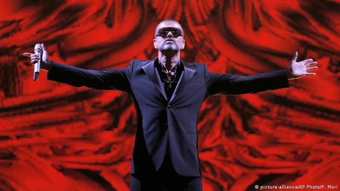 George Michael Konzert (picture-alliance/AP Photo/F. Mori)
