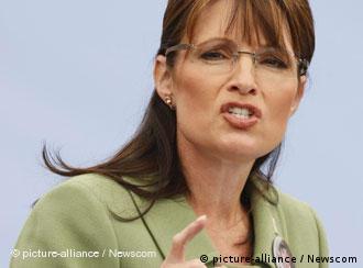 Abteilung Attacke - Sarah Palin kritisiert die Gesundheitsreform
