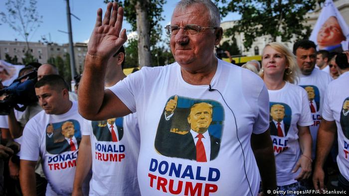 Şeşeli, un susţinător de-al lui Donald Trump